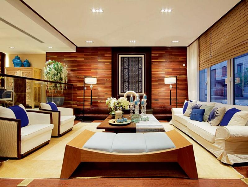 龙湖悠山珺:460㎡定制级的世家府邸,优雅极致的东方礼居